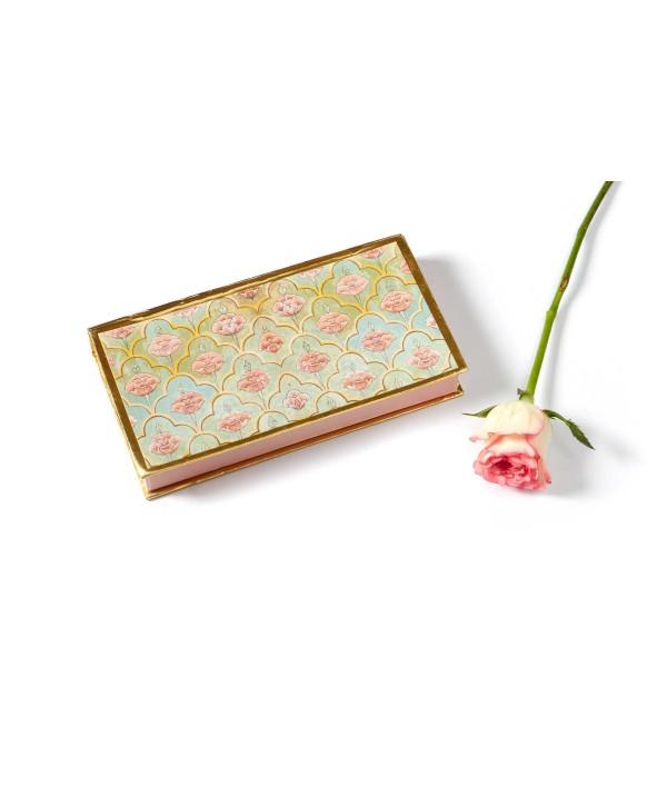 Mughal Design Personalized  Cash/Gaddi Box