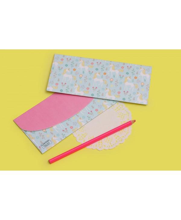 Unicorn Design Money/Shagun Envelopes