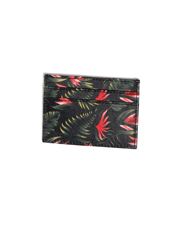 Tropical Design Card Holder- Personalized
