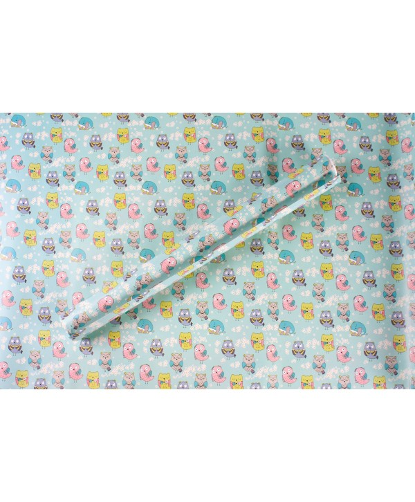 ITS OWL GOOD! WRAPPING PAPER