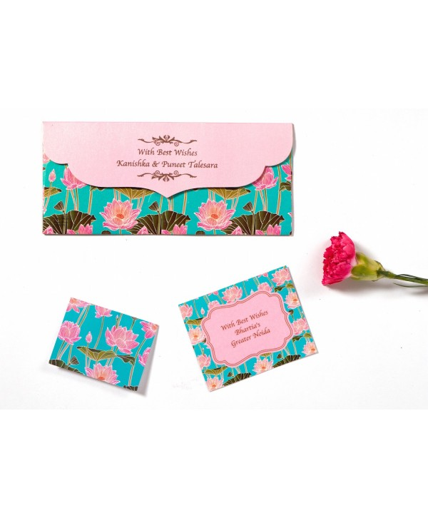 Lotus Design Envelopes And Tags