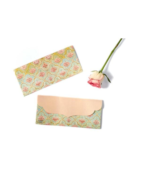Mughal Design Money/Shagun Envelopes-Pack Of 10