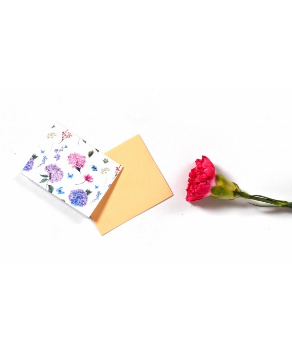 Hydrangea Design Personalized Gift Tags