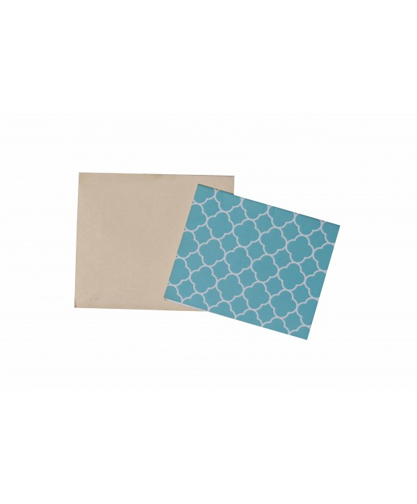 Moroccan Pattern Gift Tags