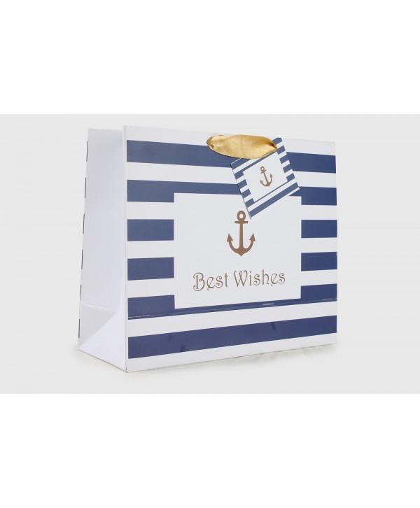 Anchor Design Gift Bags