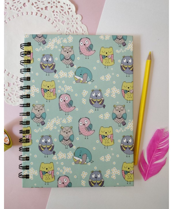 It's Owl Good Notebook