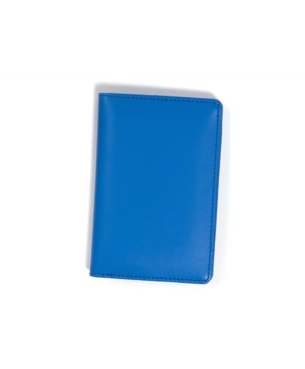 Passport Cover (Plain)- Blue