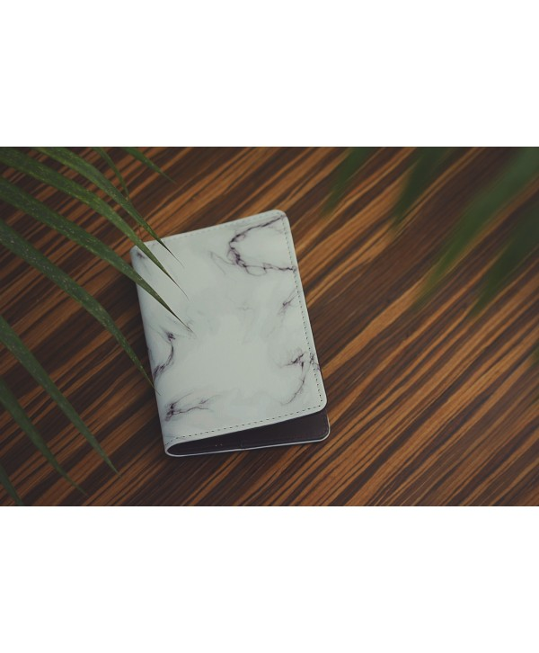 Marble Design Passport Cover- Personalized
