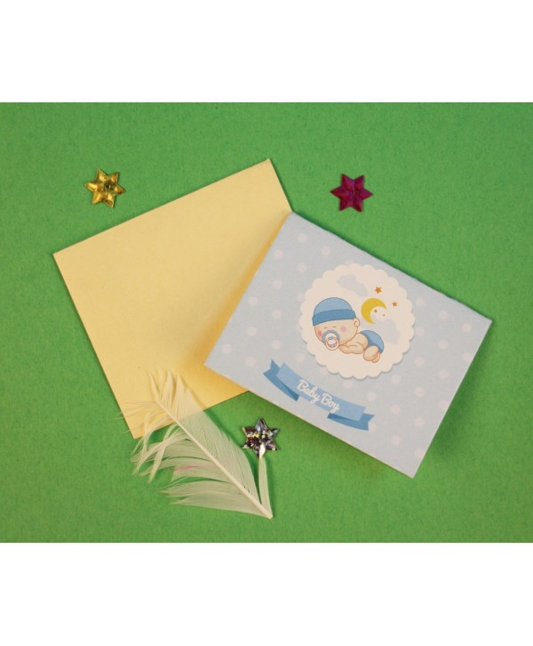 BABY BOY GIFT TAGS