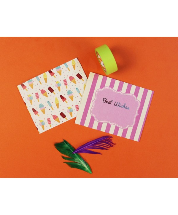 ICE-CREAM DESIGN GIFT TAGS