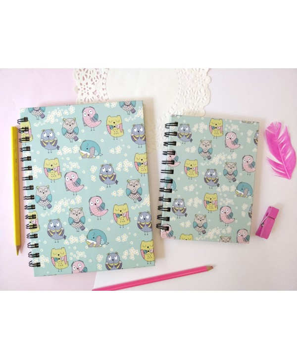 IT'S OWL GOOD NOTEBOOK SET