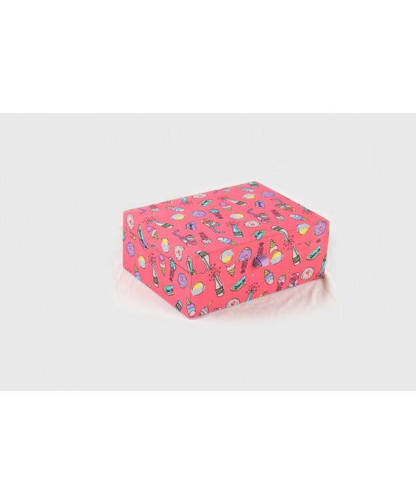 DONUT PRINT JEWELRY BOX