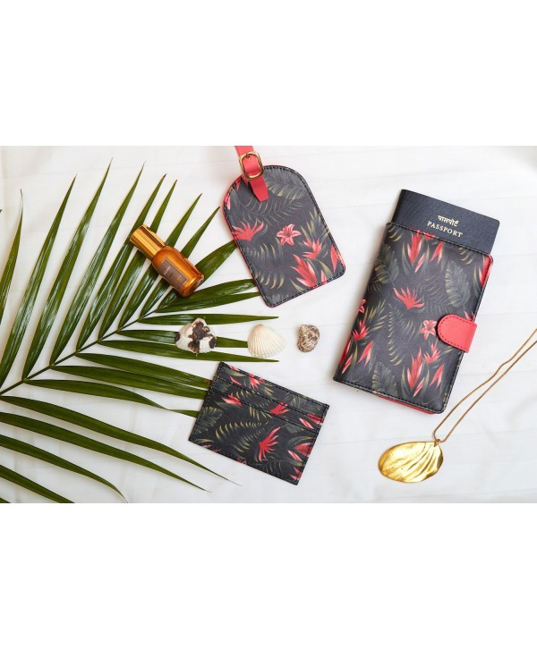 Tropical Design Travel Gift Set- Personalized
